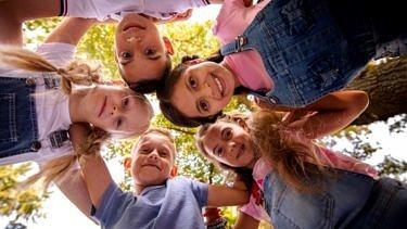 Un été pétillant pour les enfants
