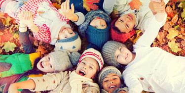 Activités pour les enfants pendant les vacances