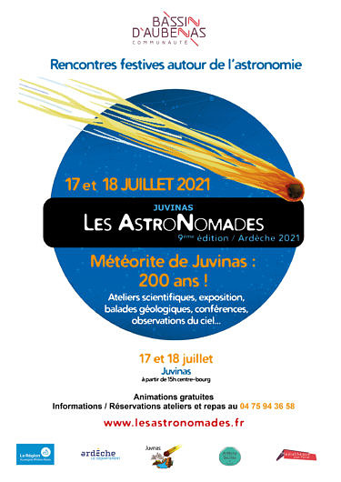 AstroNomades 2021
