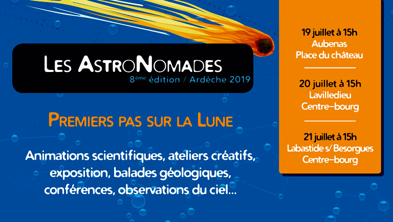 Astronomades 2019