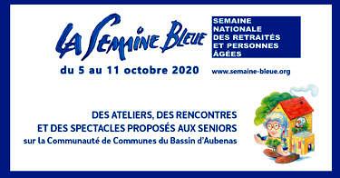 Semaine Bleue 2020