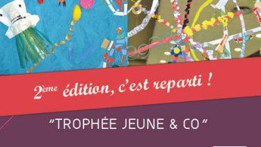 TROPHÉE JEUNE&CO 2EME ÉDITION, C'EST PARTI!