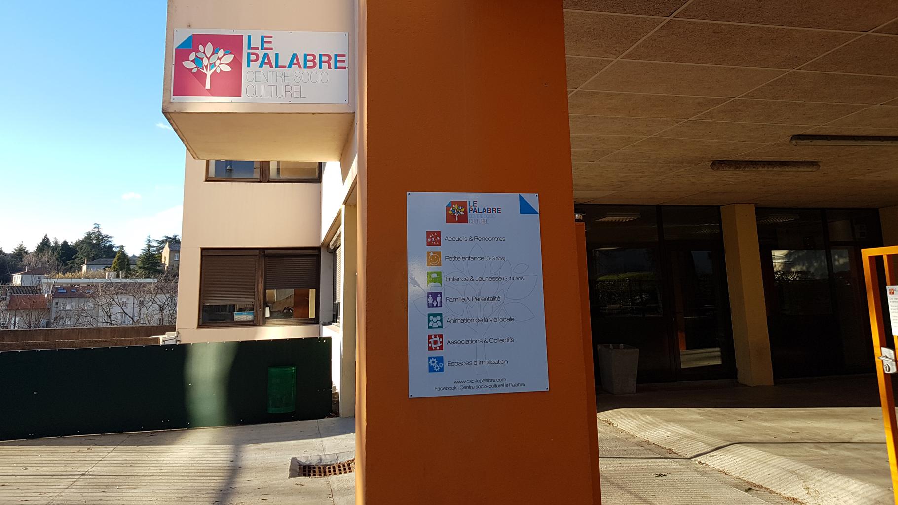 Centre socio culturel le Palabre