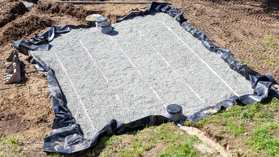 Installation d'assainissement non collectif