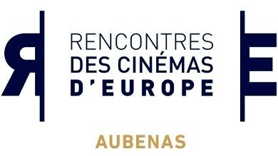 Logo Rencontres des Cinéma d'Europe 2019