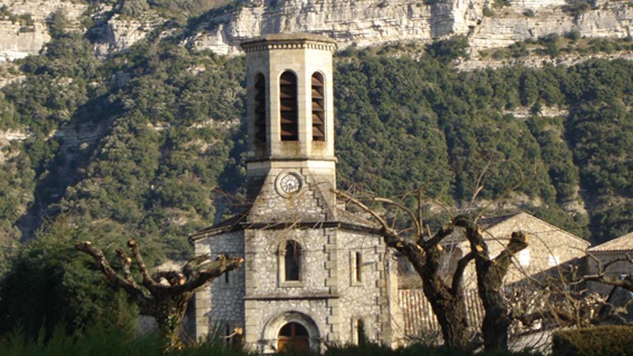 Eglise de Saint-Didier-sous-Aubenas
