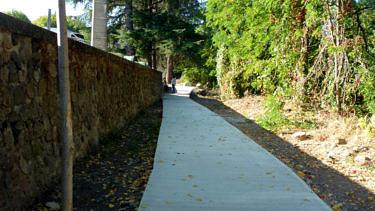 Lancement des travaux de la voie douce Ucel – St Privat